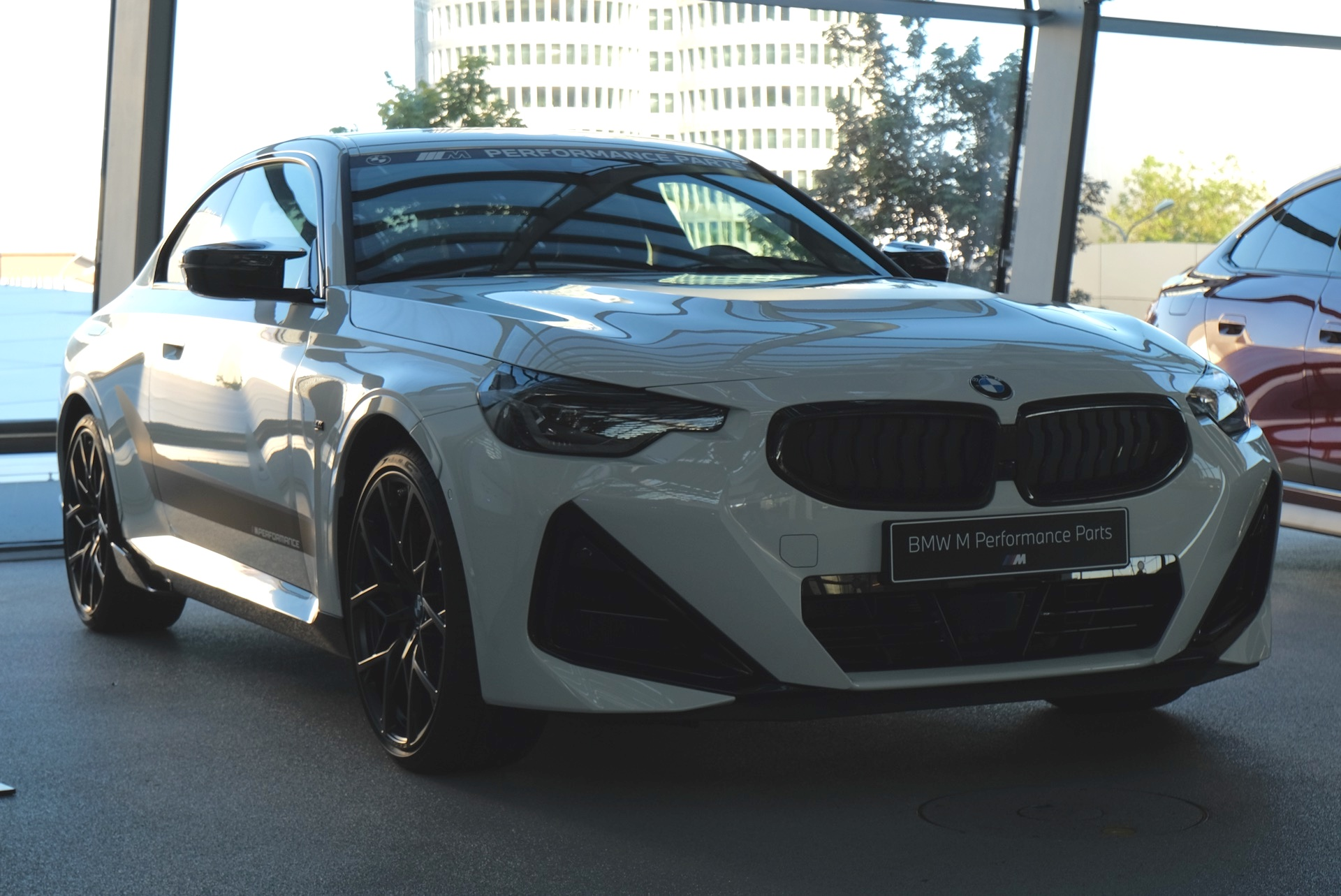 Name:  M Performance Parts on G42 M240i -- first real life look 6.jpg Views: 11750 Size:  519.2 KB